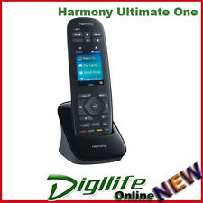 Logitech Harmony Ultimate One Touch Screen IR Remote Windows MAC