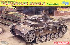 DRAGON 6631 1/35 Pz.Kpfw.III Ausf.E (France 1940)