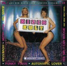 Disco Kult 1 (BMG/Ariola, 1996) David Dundas, Chic, Lipps Inc., Carl Do.. [2 CD]