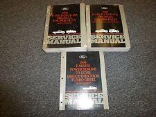1995 Ford F-Super Duty Truck Shop Service Repair Manual 7.3L Power Stroke Diesel