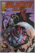 1993 WILDCATS TRILOGY #1  FOIL COVER -  VF                (INV9984)
