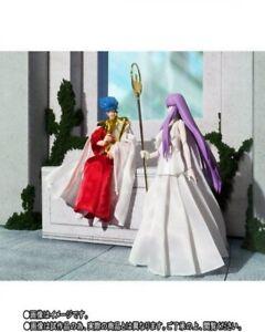 Bandai Saint Seiya Myth Cloth Sun God Abel & Goddess Athena Memorial Set