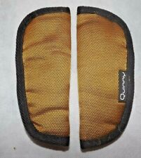 Quinny Buzz Mustard Yellow Reflection Harness Strap Chest Pads Free Post (BW)