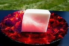GLYCERIN MELT & POUR SOAP BASE WITH SHEA BUTTER by H&B Oils Center ORGANIC 2 LB