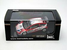 Citroen C4 WRC #12, Ogier 2nd 2009 Rally Acropolis, IXO RAM377  Diecast 1/43 NEW