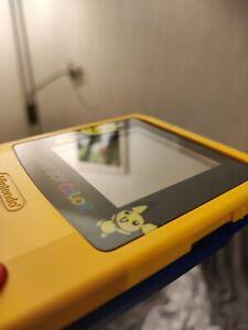 Game boy color pokemon