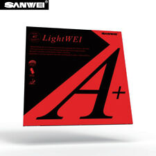 ITTF SANWEI NEW A+ professional Table Tennis Rubber/ Ping Pong Rubber