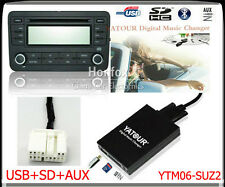 Yatour Digital CD Changer for Fiat Sedici/Suzuki/Opel Agila 14-Pin PACR-xxx USB