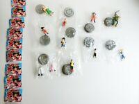 Dragon Ball Z Full Color R Goku Boo Vegeta Figure All 10 complete set F/S Japan