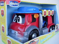 turbo touch speedtruck camion pista track piste camioncino truck toy chicco 390