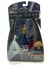 Star trek SULU 3.5'' Action Figure Galaxy Collection Playmates Toys 2009