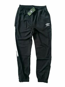 Umbro Trainingshose Gr. L Sporthose Schwarz Jogginghose pants Hose Sport