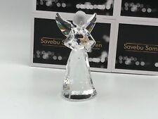 Swarovski Figurine 1006042 Limited 2009 Angel Ornament 7 Cm. Top Condition