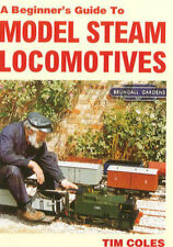 BEGINNERS GUIDE TO MODEL STEAM LOCOMOTIVES BOOK