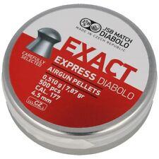 JSB Diabolo Exact Express Airgun Pellets cal. 177 (4.52 mm) 500 pcs