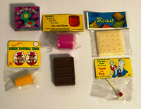 Dimestore Plastic Magic and Gag Toys Lot of 6 Vintage 1960's Hong Kong
