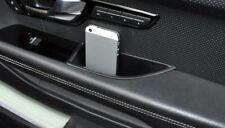 Interior Front Door Storage Box Organizer Holder 2pcs For Jaguar XF 2008 - 2014