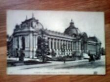 Paris-Champs-Elyees, Paris, France old postcard