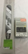 """STIHL 18"""" BAR AND CHAIN COMBO 3003-008-8917 3623-005-0066 33RS 66"""