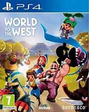 Namco PS4 World to the West