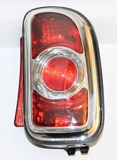 GENUINE OEM MINI CLUBMAN R55 WHITE CLEAR REAR TAIL LIGHT LAMP RIGHT SIDE RHD NEW