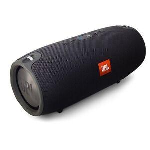 JBL Xtreme 2 Wireless Speaker BLACK Portable Waterproof Bluetooth Speaker Black
