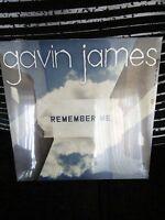 "Gavin James – Remember Me Vinyl 10"" Single 2013 New Sealed"
