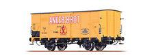 Brawa 49058 H0 Gedeckter Güterwagen Bauart G Anker-Brot ÖBB Ep III NEUHEIT 2016-
