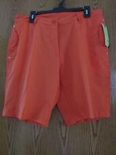 Emerald 18 golf shorts - Orange - 16P