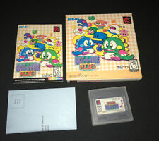 BUST-A-MOVE POCKET Taito Neo Geo Pocket Color NGPC Game COMPLETE CIB Tested