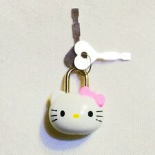 Hello Kitty Pink Mini Lock Bag/Diary/​Lockers/Gy​m/Cabinet/​Luggage/Jewelry Box