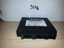 02 2002 GRAND AM ALERO COMPUTER BODY CONTROL BCU BCM MODULE UNIT 22684971