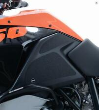 R&G CLEAR 'EAZI-GRIP' FUEL TANK TRACTION GRIPS for KTM 1190 ADVENTURE, 2013-2016