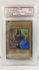 Yu-Gi-Oh! Dark Magician LOB-005  Legend of Blue-Eyes 1st Ultra PSA 9 Mint
