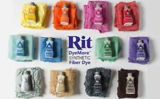 Rit DyeMore for Synthetic Fibres