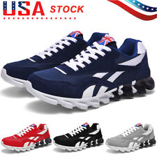 New listing Men's Athletic Tennis wear-resistant Sneakers Casual Running Sports Shoes Gym US
