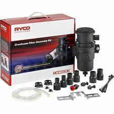 RYCO Catch Can Kit (Crankcase Ventilation System / Filter) - RCC350K