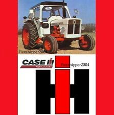 CASE IH Tractors 485 585XL 685XL 785 785XL 885 885XL HYDRO 85 Operator Manual CD