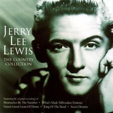 Jerry Lee Lewis: The Country Collection - CD