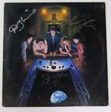 "PAUL McCARTNEY & WINGS Signed Autograph ""Back To The Egg"" Album Vinyl LP by 3"