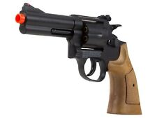 Airsoft TSD Sports Spring Revolver 933 4 Barrel Brown