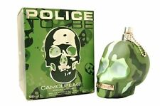 Police To Be Camouflage Eau de Toilette For Man 125ml Spray Him Special Edition
