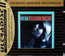 OTIS REDDING – Otis Blue/Otis Redding Sings Soul - MFSL UDCD 575 Gold CD Neu OVP