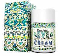 1.7 OZ Eye Cream Anti Aging Moisturizer Dark Circles Puffiness Wrinkles Organic