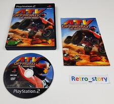 PS2 ATV Off Road PAL