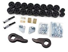 "3.5"" Combo Lift Kit fits 99-02 Chevy GMC 1/2 Ton Pickup Silverado Sierra 4WD"