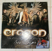 *NEW ERAGON Official Motion Picture Board Game Battle Alagaesia Movie Mega 2006