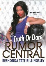 Rumor Central: Truth or Dare by ReShonda Tate Billingsley (2014, Paperback)
