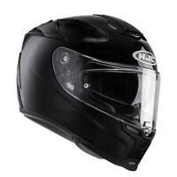 HJC RPHA 70 Gloss Black Full Face Motorcycle Helmet Crash Helmet New