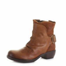 FLY London Leather Casual Boots for Women